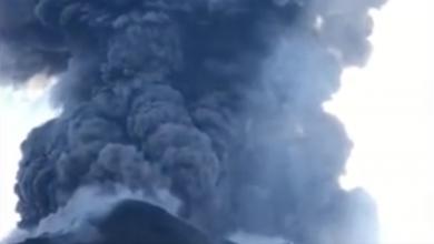 Photo of Извержение вулкана в Европе попало на видео и поразило туристов