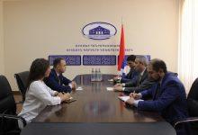 Photo of Արցախի ԱԳՆ ղեկավարն ընդունել է Հայաստանի Սփյուռքի գործերի գլխավոր հանձնակատարին