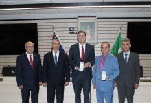 Photo of ԱԳՆ ղեկավար Մասիս Մայիլյանը հանդիպել է Ռայդ քաղաքի քաղաքապետ Ջերոմ Լաքսալին
