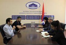 Photo of Արցախի ԱԳՆ ղեկավարն ընդունել է «Իրազեկ քաղաքացիների միավորում» հասարակական կազմակերպության պատվիրակությանը