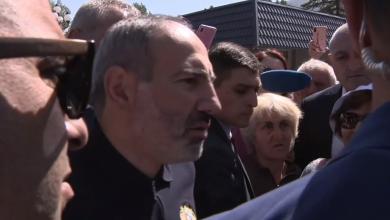 Photo of Никол Пашинян встретился с жителями Джермука