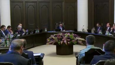 Photo of ՀՀ Կառավարության նիստը. ուղիղ