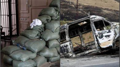 Photo of После штурма. Как выглядит резиденция экс-президента Киргизии после его задержания