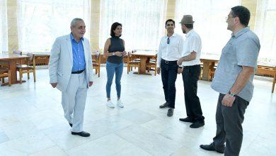 Photo of «В короткие сроки это место должно стать процветающим и ухоженным»: Анна Акопян посетила Дом композиторов в Дилижане