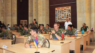 Photo of ՀՀ ԶՈւ թիմը հաղթել է «Էրուդիտ» մրցափուլում