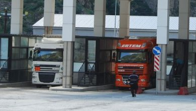Photo of Օգոստոսի 7-9-ն արգելվելու է Մցխեթա-Ստեփանծմինդա-Լարս միջազգային նշանակության ավտոմայրուղով բեռնատար տրանսպորտային միջոցների երթևեկությունը