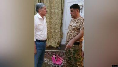 Photo of Уволен замглавы МВД Кыргызстана, который заставил сдаться Атамбаева: «за предательство интересов кыргызской милиции