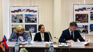 Photo of Омбудсмен РА обсудил со своей коллегой из России проблемы армян, уехавших на работу за рубеж