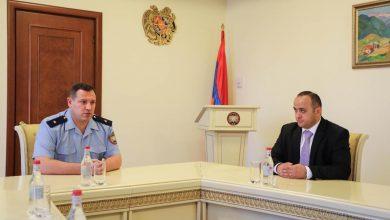 Photo of ՀՀ ՔԿ նախագահը ներկայացրել է ՔԿ նախագահի տեղակալ Արսեն Այվազյանին