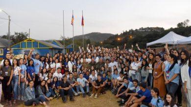 Photo of Հանդիպում Համահայկական 7-րդ ամառային խաղերի երիտասարդ կամավորականների հետ