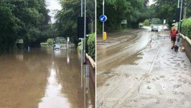 Photo of Наводнение на севере Англии: затоплены дороги, рухнула дамба