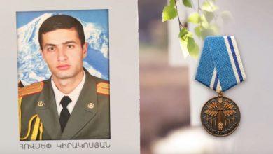 Photo of Այսօր Ապրիլյան պատերազմի հերոս Հովսեփ Կիրակոսյանի ծննդյան օրն է