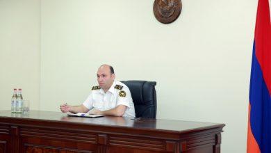 Photo of ՀՀ գլխավոր հարկադիր կատարողի ժամանակավոր պաշտոնակատարն աշխատանքային խորհրդակցություն է անցկացրել