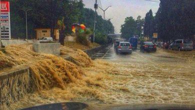 Photo of Սոչիում ջրհեղեղ է. իշխանությունները կոչ են արել՝ պատրաստ լինել տարհանման