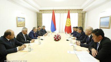 Photo of Նիկոլ Փաշինյանը հանդիպել է Ղրղզստանի նախագահի հետ