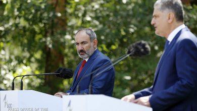 Photo of ՀՀ վարչապետը և ԵԱՏՀ նախագահը հանդես են եկել մամուլի համար հայտարարությամբ