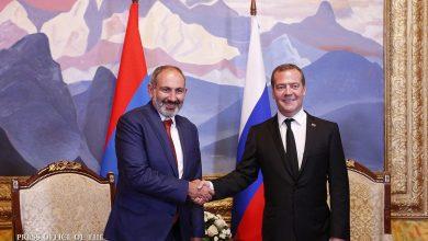 Photo of Ղրղզստանում կայացել է Նիկոլ Փաշինյանի և Դմիտրի Մեդվեդևի հանդիպումը