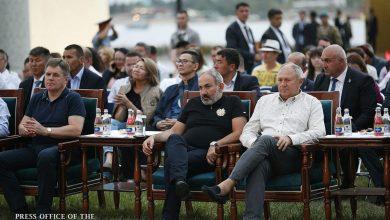 Photo of Վարչապետը մասնակցել է Եվրասիական միջկառավարական խորհրդի նիստի շրջանակում նախատեսված մշակութային ծրագրին