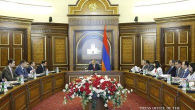 Photo of У премьер-министра Армении состоялось совещание, касающееся усыновления детей