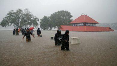 Photo of Reuters: число жертв ливней и наводнений на юге Индии достигло 147