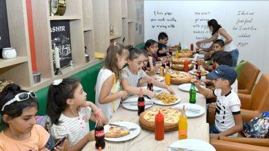 Photo of Աննա Հակոբյանի նախաձեռնությամբ շարունակվում է սահմանամերձ գյուղերի երեխաների ժամանցը Երևանում