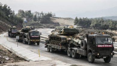 Photo of Թուրքիան շարունակում է զրահատեխնիկա կուտակել Սիրիայի հետ սահմանին