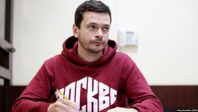 Photo of Илью Яшина вновь отправили под арест