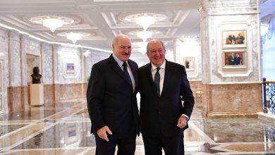Photo of Президент Армен Саркисян направил поздравительное послание Александру Лукашенко