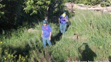 Photo of Փրկարարները գտել են մոլորված քաղաքացուն