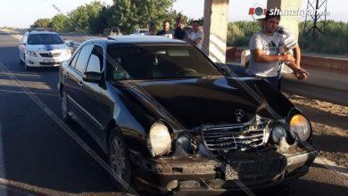 Photo of Արտակարգ ավտովթար Արարատի մարզում. հայր ու որդի Mercedes-ներով միմյանց են բախվել. կան վիրավորներ
