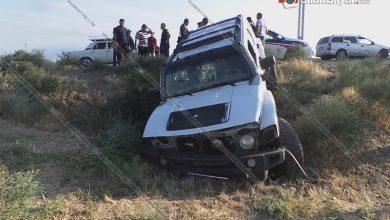 Photo of Արմավիրի մարզում 44-ամյա վարորդը Hummer-ով կասկադյորական վթարի հեղինակ. կա 4 վիրավոր