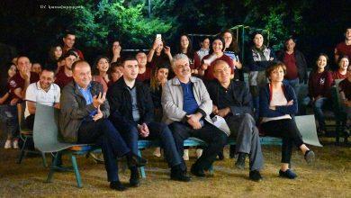Photo of Գրիգորի Մարտիրոսյանը հյուրընկալվել է ուսանողական միջազգային ճամբարում