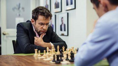 Photo of Grand Chess Tour. Արոնյանը երկրորդ հաղթանակը տարավ ադրբեջանցի Շաքրիյար Մամեդյարովի նկատմամբ