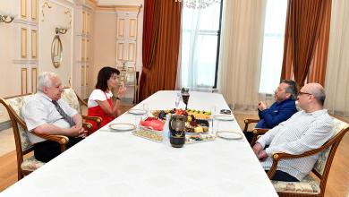 Photo of Վարչապետ Փաշինյանն ու Աննա Հակոբյանը հյուրընկալել են աշխարհահռչակ դիրիժոր Ջորջ Փեհլիվանյանին և ՌԴ ժողովրդական արտիստ Գեորգի Իսահակյանին