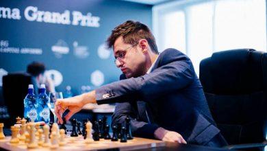 Photo of Grand Chess Tour. Արոնյանն առաջին հորիզոնականով ավարտեց արագ շախմատի մրցաշարը