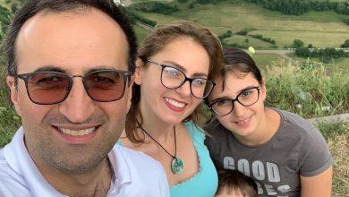 Photo of Արսեն Թորոսյանն ընտանիքի հետ ճանապարհորդում է Հայաստանում
