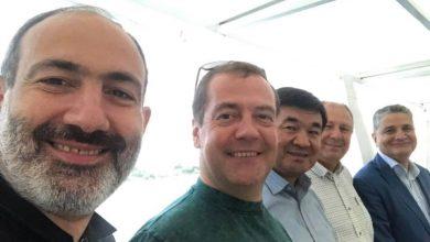 Photo of Видеоматериал и «премьерское селфи» Никола Пашиняна