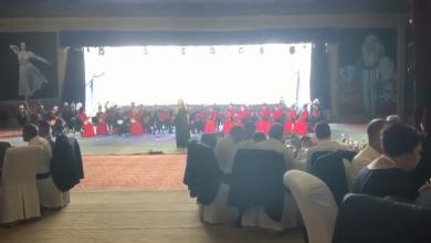 Photo of В честь армянской делегации киргизская певица исполняет песню «Я не хочу тебя забыть»