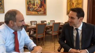 Photo of Ն. Փաշինյանի աշխատանքային հանդիպումը Երեւանի քաղաքապետի հետ