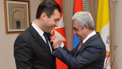 Photo of Серж Саргсян будет арестован, чтобы отвлечь внимание общественности от реальных проблем։ Микаэл Минасян
