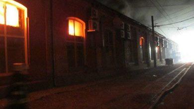 Photo of При пожаре в одесской гостинице погибли восемь человек