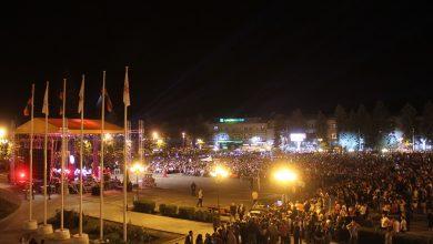 Photo of Գյումրու Վարդանանց հրապարակում տոնական համերգ է