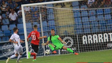 Photo of Արարատ-Արմենիան խաղավերջում հաղթանակ կորզեց. խմբային փուլը մոտ է