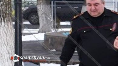 Photo of Գյումրիի ռազմական ոստիկանության բաժնի պետը կասկածվում է թմրանյութերի մաքսանենգության մեղադրանքով հետախուզվողից 6 միլիոն ռուսական ռուբլի ստանալու մեջ
