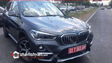 Photo of Երևան-Աշտարակ ճանապարհին բախվել են ԱՄՆ դեսպանատան BMW X5-ն ու Opel-ը