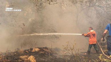 Photo of В Армении в этом году произошло больше пожаров, чем за предыдущие 6 лет — глава МЧС
