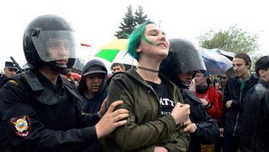 Photo of Массовые задержания, проблемы со связью и поддержка со стороны музыкантов: как Москва митингует уже шестую неделю подряд