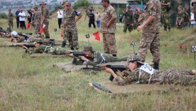 Photo of Лучшим снайпером в конкурсе «Воин Мира» стала представительница Армении
