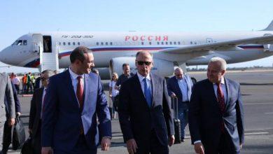 Photo of В Армению прибыла делегация, возглавляемая секретарем Совета безопасности Российской Федерации Николаем Патрушевым