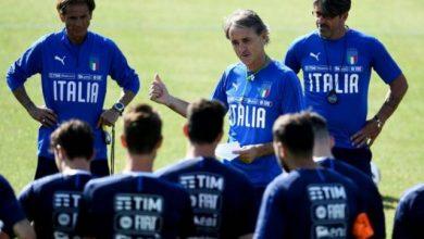 Photo of Մանչինին հրապարակել է Հայաստանի հետ խաղում Իտալիայի հավաքականի հայտացուցակը
